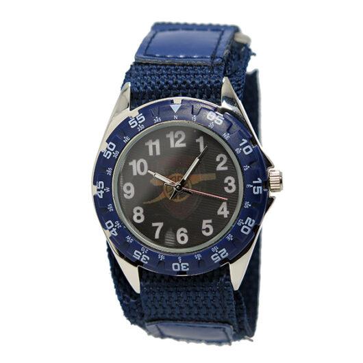 フットボールウォッチ アーセナル クオーツ メンズ 腕時計 GA4418 ブラック ブラック
