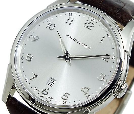 ハミルトン HAMILTON ジャズマスター JAZZMASTER 腕時計 H38511553 シルバー