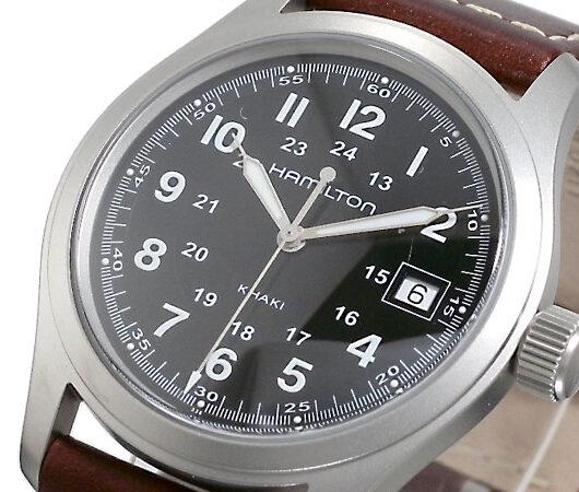 ハミルトン HAMILTON カーキ KHAKI 腕時計 H68411533