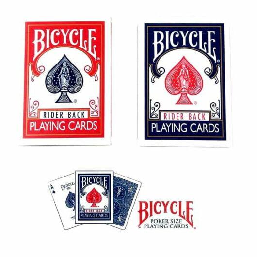 0073854008089 バイスクル ポーカー 青