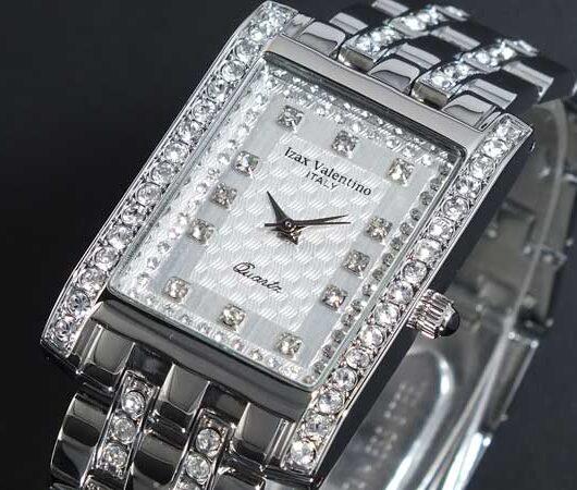 アイザック バレンチノ IZAX VALENTINO 腕時計 IVG-7000-5 シルバー