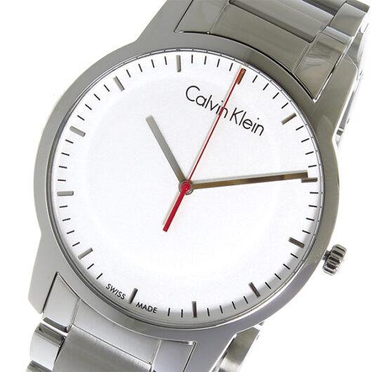 カルバン クライン CALVIN KLEIN クオーツ メンズ 腕時計 K2G2G1Z6 シルバー シルバー