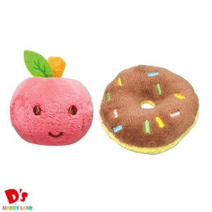 4972825212226 YF-014 ゆめふわタウン リンゴ&ドーナツ