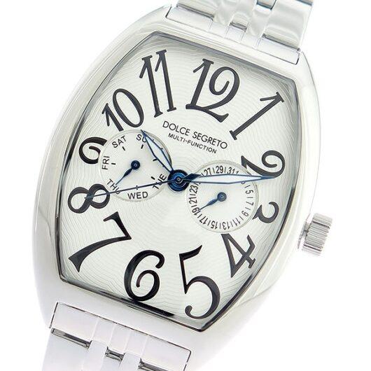 ドルチェセグレート DOLCE SEGRETO クオーツ 腕時計 MFK100SV シルバー/シルバー シルバー