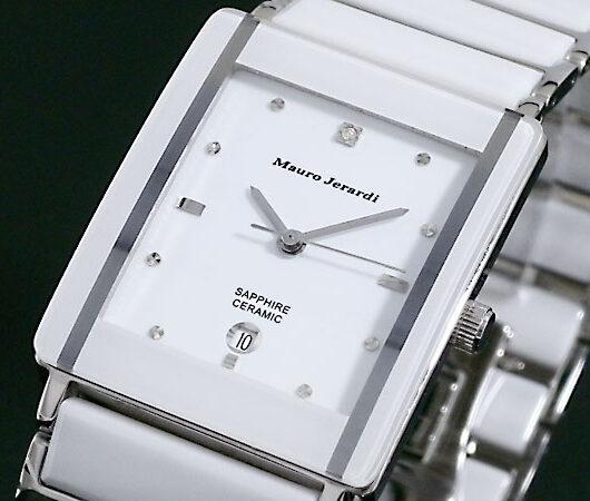 マウロ ジェラルディ MAURO JERARDI セラミック 腕時計 MJ3080-3