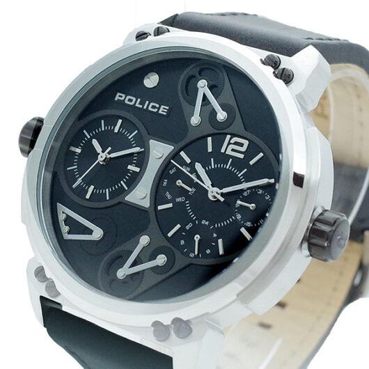 ポリス POLICE 腕時計 メンズ PL.14693JS/02A クォーツ ブラック