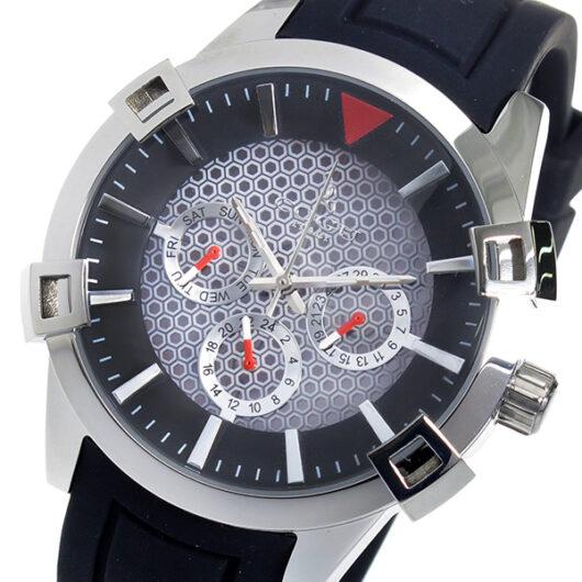 コグ COGU ソーラー クオーツ メンズ 腕時計 SOLAR-BK ブラック ブラック