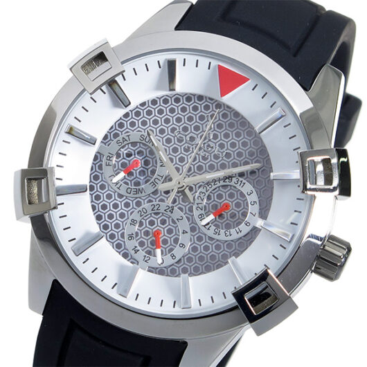 コグ COGU ソーラー クオーツ メンズ 腕時計 SOLAR-WH ホワイト ホワイト