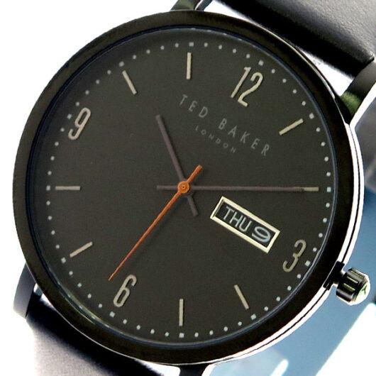 テッドベーカー TED BAKER 腕時計 メンズ TE15196012 クォーツ ブラック ブラック