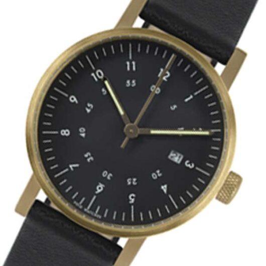 ピーオーエス POS ヴォイド VOID クオーツ 腕時計 V03D-GO-BL-BL ブラック ブラック