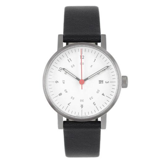ピーオーエス POS ヴォイド VOID V03D BR/BL/WH クオーツ メンズ 腕時計 VID020044 ホワイト ホワイト