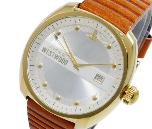 ヴィヴィアン ウエストウッド VIVIENNE WESTWOOD クオーツ メンズ 腕時計 VV080SLTN シルバー