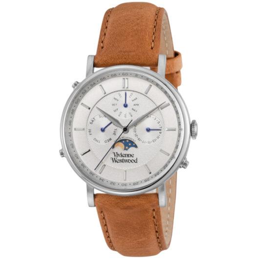ヴィヴィアン ウエストウッド Vivienne Westwood ポートランド メンズ 腕時計 VV164SLTN シルバー シルバー