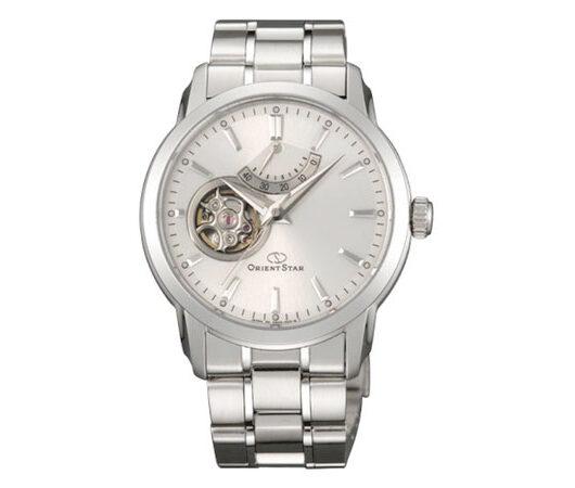 オリエント ORIENT オリエントスター Orient Star セミスケルトン 自動巻(手巻付) メンズ 腕時計 WZ0051DA 国内正規 ホワイト