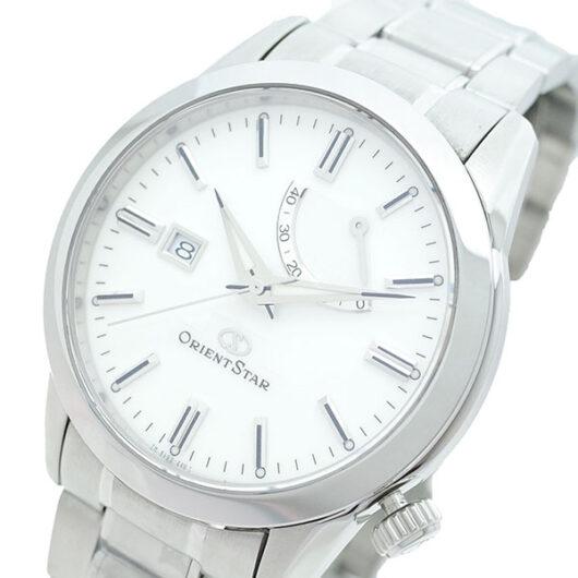 オリエント ORIENT 国内 腕時計 メンズ WZ0081EL オリエントスター Orient Star 自動巻き ホワイト シルバー