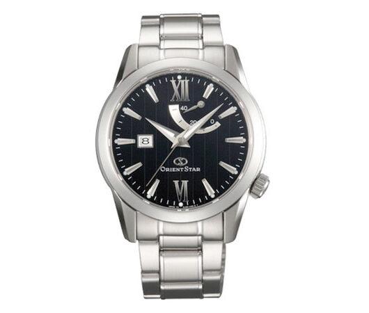 オリエント ORIENT オリエントスター Orient Star スタンダード 自動巻(手巻付) メンズ 腕時計 WZ0281EL 国内正規 ブラック