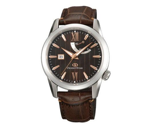オリエント ORIENT オリエントスター Orient Star スタンダード 自動巻(手巻付) メンズ 腕時計 WZ0301EL 国内正規 ブラウン