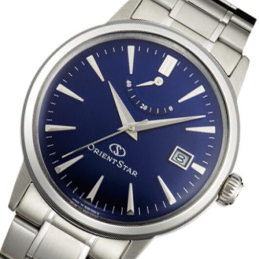 オリエント ORIENT STAR 自動巻き メンズ 腕時計 WZ0371EL ネイビー 国内正規 ネイビー