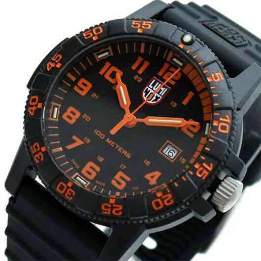 ルミノックス LUMINOX 腕時計 メンズ XS.0329 クォーツ ブラック