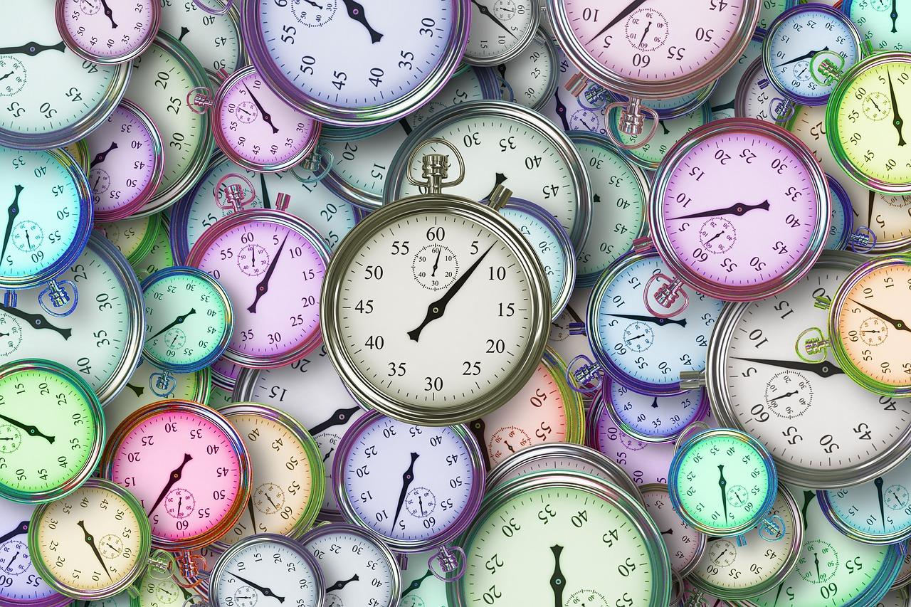 人それぞれの睡眠時間 クロノタイプ