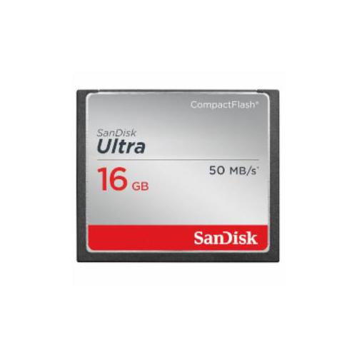SanDisk ウルトラ コンパクトフラッシュ 16GB SDCFHS-016GJ35