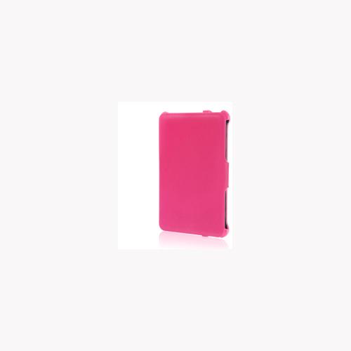ブライトンネット Nexus7 2013用レザースタンドケース ピンク BM-NE7FLSTD2/P