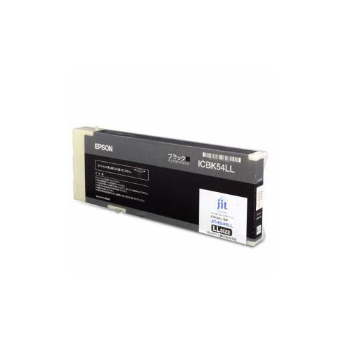 JIT ICBK54LL互換 リサイクルインクカートリッジ ブラック JIT-E54BLL