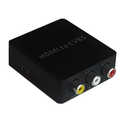 テック HDMI→コンポジット変換器 電源不要タイプ HDCV-001 HDCV-001