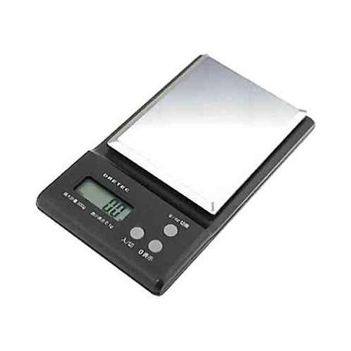 DRETEC キッチンスケール 0.1g単位で計測 デジタル ポケットスケール300 はかり PS-030BK