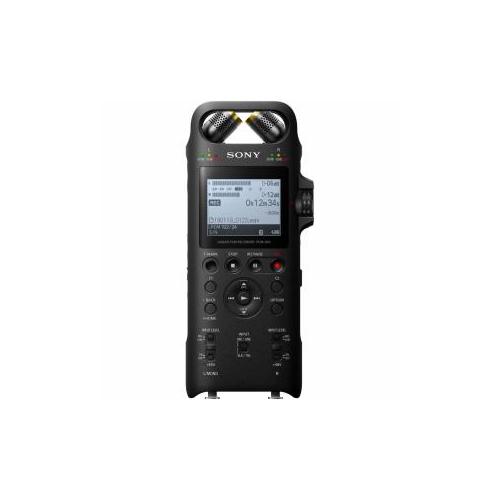SONY ICレコーダー ブラック PCM-D10C