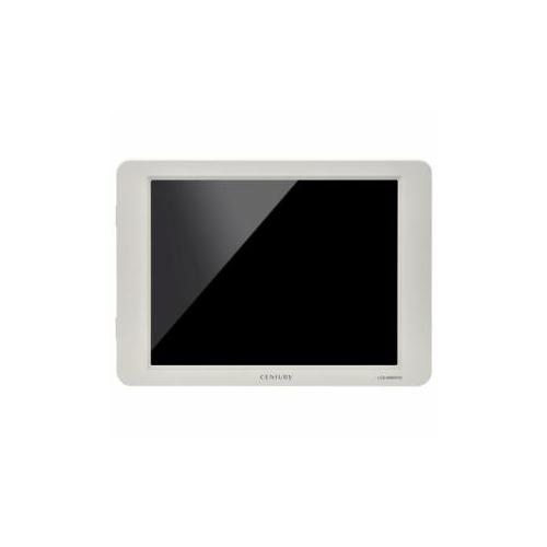 センチュリー 8インチHDMIマルチモニター plus one HDMI グレイッシュホワイト LCD-8000VH2W