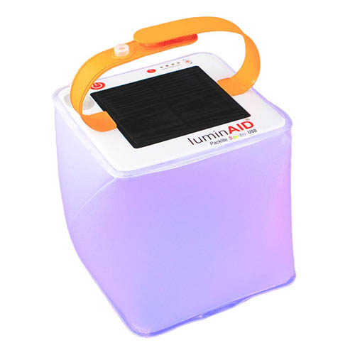 LuminAID PackLite Spectra USB LUM-PLSPB