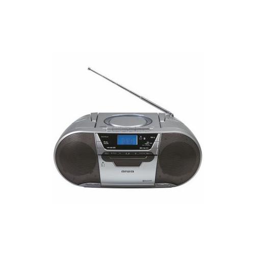 アイワ CDラジオカセットレコーダー CSD-MV20B