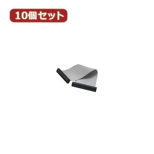 変換名人 10個セット 44pin IDE ケーブル(メス-メス) IDE-44BBX10