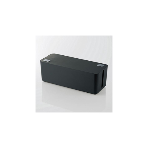 5個セット エレコム ケーブルボックス(6個口) EKC-BOX001BKX5
