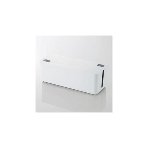 5個セット エレコム ケーブルボックス(6個口) EKC-BOX001WHX5