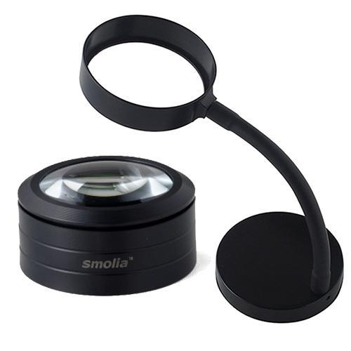 スリーアールソリューション LED拡大鏡smolia 専用スタンドセット 3R-SMOLIA-LSTDSET