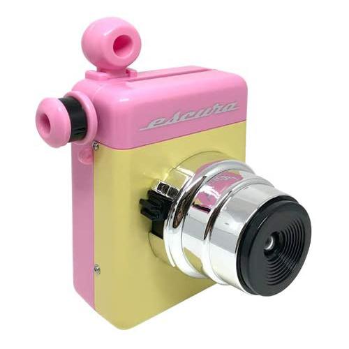 Escura インスタントカメラ ピンク 7SP457809