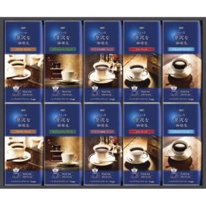 AGF ちょっと贅沢な珈琲店ドリップコーヒーギフト B5136015