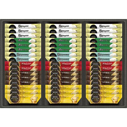ネスカフェゴールドブレンドプレミアムスティックコーヒーギフト B5106100