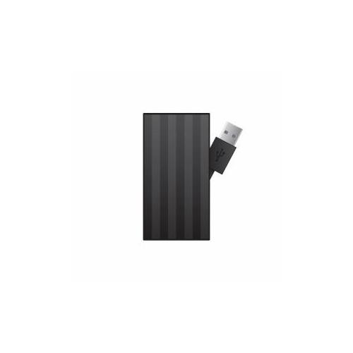 ナカバヤシ USB3.0 4ポートハブ ブラック UH-3054BK