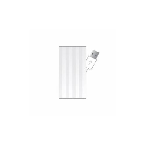 ナカバヤシ USB3.0 4ポートハブ ホワイト UH-3054W