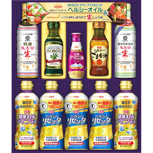 日清オイリオ 調味料バラエティセット C1253025