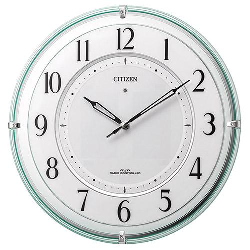 シチズン ソーラー電源併用式掛時計 K90905914