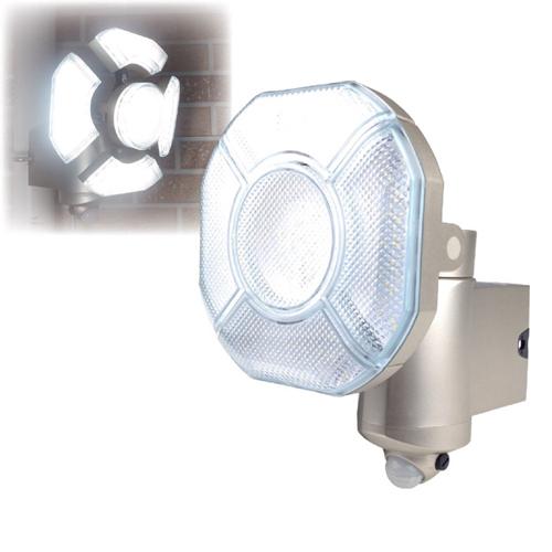 大進 全方向式 LEDセンサーライト 811451