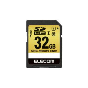 エレコム SDHCカード 車載用 MLC UHS-I 32GB MF-CASD032GU11A