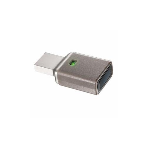 IOデータ 指紋認証センサー付き セキュリティUSBメモリー 64GB ED-FP/64G