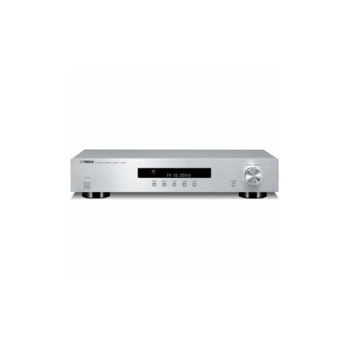 YAMAHA FM補完放送対応 ワイドFM/AMチューナー シルバー T-S501S