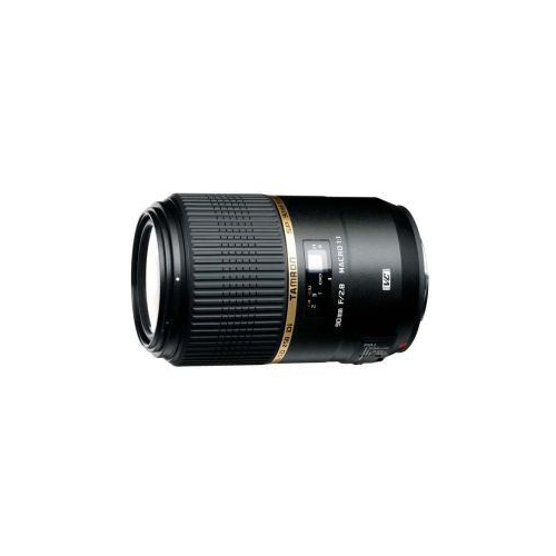 TAMRON SP 90mm F/2.8 Di MACRO 1:1 USD F004S SP90 DI USD SP90/2.8DI-MACRO-VCUSDA0-SO