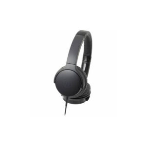 Audio-Technica オーディオテクニカ ATH-AR3-BK ダイナミック密閉型ヘッドホン(ブラック)